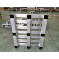 Wholesale Cargo & Storage Metal Pallets / Anodizing Powder Coating Aluminum Tray from china suppliers