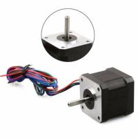 Wholesale 3D Printer High Torque Control Stepper Motor , Hybrid Detent Torque Stepper Motor  from china suppliers