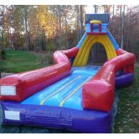 Wholesale Slamdunk Large Inflatable Basketball Game Shooting With Runway from china suppliers