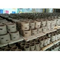 China Alumina Ceramic Pall Ring 0.5mm-30mm Thickness For Industrial Ceramic on sale