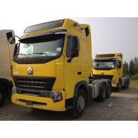 Buy cheap SINOTRUK HOWO A7 TRACTOR TRUCK from wholesalers