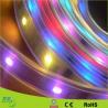 Flexible 5050 Rgb LED Ribbon Tape Light For Home , 12 Volt / 24V Led Strips for sale
