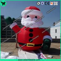 Wholesale Inflatable Claus,Inflatable Santa,Inflatable Mascot Cartoon,Christmas Oxford Inflatable from china suppliers