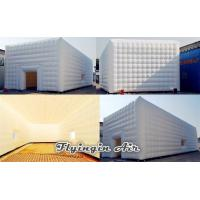 Wholesale 8m*6m*4m Wedding Inflatable Cube Tent for Exhibition and Party from china suppliers