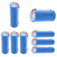 China Heated Clothes Mobile Warming Battery Pack With High Energy Density , 1300mAh Capacity on sale