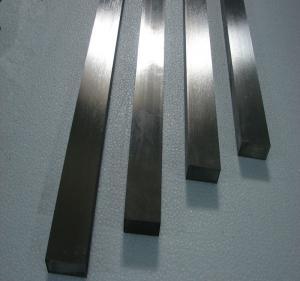 Wholesale titanium round bar, titanium square bar, titanium flat bar GR5 Ti6al4v Grade 5 TC4 from china suppliers
