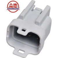 China Automotive Wiring Harnesses Connectors Electrical Connectors MG643047-4 In Stock on sale