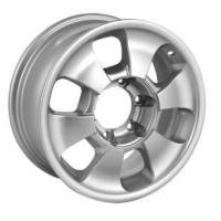 Wholesale 5 Holes 16 Inch Full Painted Oem Alloy Wheel With Machine Cut Lip KIN-631 from china suppliers
