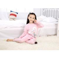 Wholesale Children Night Gowns, flame retardant, CFR 1616, 200gsm fabric weight, pink, printing from china suppliers