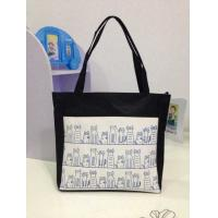 Wholesale canvas shopping bag/ custom printed recycled shopping bag from china suppliers
