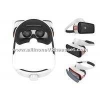 China High End Mobile Virtual Reality Headset 5.0'' Screen With Eyes Protection Lens on sale