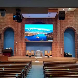 Wholesale SMD2121 High Definition LED Church Display P3.9 Stage Background LED Screen from china suppliers