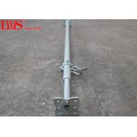 Wholesale Sliver Galvanized Steel Shoring Posts High Load Size 2 Acrow Props from china suppliers
