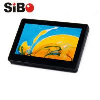 Buy cheap 7 Inch Android 6.0.1 Capacitive ScreenTablet PC with Temperature and Humidity Sensor and NFC reader For Smart Industry from wholesalers