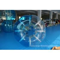 Wholesale Commercial Clear Color Inflatable Bubble Ball With CE Certificate , Inflatable Bumper Ball from china suppliers