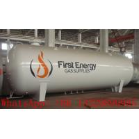 China best price 32,000L surface lpg gas storage tank for sale, CLW brand 32m3 bullet type propane gas storage tank for sale on sale