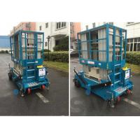 Wholesale Motor Driven Aerial Work Platform 16m Multi Mast 160 kg Load Capacity For One Man from china suppliers