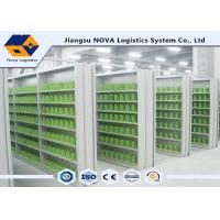 Wholesale Custom Size Industrial Medium Duty Shelving With High Strength Closed Steel Panel from china suppliers