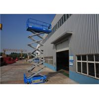 Wholesale High Strength Rough Terrain Scissor Lift Electric Walking Assistant Device from china suppliers