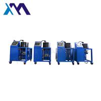Wholesale High Acurracy Hydraulic Hose Crimping Machine To Repair Air Suspension Air Spring With Screen Fitting from china suppliers