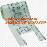 Wholesale T-shirt Bags, Vest Bags, Shopping Bags, Plastic Bags, Carry bags, Carrier, Singlet, LD, HD from china suppliers