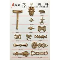 Wholesale Fashion zinc alloy metal ornaments shoe accessories buckles for lady shoe hardware chain from china suppliers