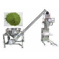 Wholesale Semi Automatic Powder Packaging Machine Made of Stainless Steel from china suppliers