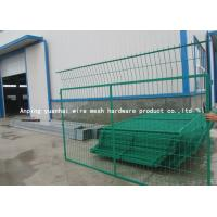 Quality Professional Security Metal Fencing Wire Mesh Sheets For Residence / Courtyard for sale