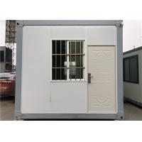 Wholesale Modular Prefabricated Container House / 50mm EPS Sandwich Panel Homes from china suppliers
