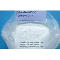 China Male Hormone Powder Mesterolone Androgen Proviron  1424-00-6 For Musclebuilding for sale