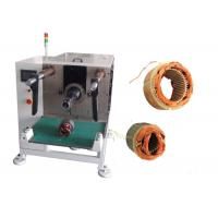 Buy cheap Induction Motor Stator Production Line Coil Inserting Machine from Wholesalers