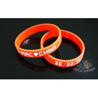 Light Weight Custom Plastic Bracelets Plastic Tattoo Bracelets For Kids for sale