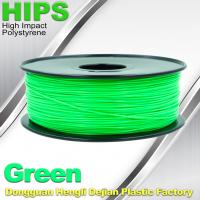 Wholesale OEM HIPS 3D Printer Filament Consumables , Reprap Filament 1.75mm / 3.0mm from china suppliers