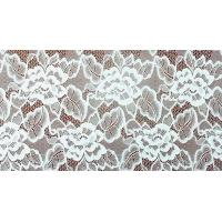 Wholesale Sincare Factory Green Wholesale Nylon White Bridal Unique Lace Fabric from china suppliers