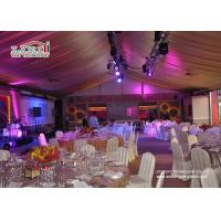 Wholesale White Outdoor Event Tents for Wedding Receptions , Wedding Marquee from china suppliers