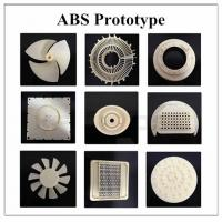 Wholesale ABS Prototype Plastic Mold Parts High Toughness Low Friction TS Certification from china suppliers
