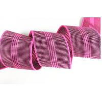 Wholesale Polypropylene Lounge Chair Webbing , Lawn Chair Webbing Rolls For Furniture Accessories from china suppliers