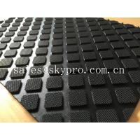 Wholesale Heavy duty rubber car mats , Custom size Anti-slip rubber mats for garage floors from china suppliers