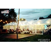 China Transparent roof 500 Seater Decorate Outdoor White Wedding Tent for Sale on sale