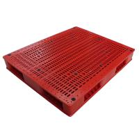 Wholesale Food Grade Virgin Hygienic Stackable Plastic Pallet from china suppliers
