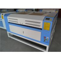 Buy cheap 1610   Fabric CO2 Laser Engraving  Machine ± 0.01mm Repeatability from Wholesalers