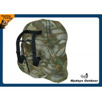"Wholesale Nylon Black Mesh Duck Decoy Bags Durable Backpack Straps 47"" X 50"" from china suppliers"
