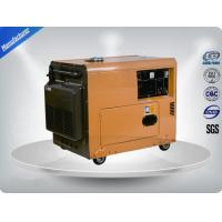 Residential Electric Start Portable Generator Direct Injection Self - Excitation for sale