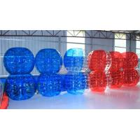 Wholesale Non-Toxic Inflatable Bumper Bubble Balls For Child , Teens , Adults from china suppliers