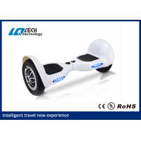 Wholesale Christmas Gift 2 Wheel Self Balancing Scooter 10 Inch With Brushless Hub Motor from china suppliers