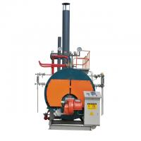 China Industrial Horizontal Diesel Fired Steam Boiler For Food / Brewery Processing Industry for sale