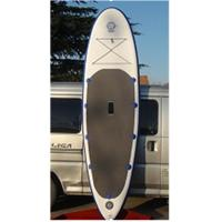 Wholesale Morden Womens Inflatable Paddle Board , Stand Up Surfboard Yoga Mat Non Slip from china suppliers