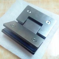 Wholesale Stainless steel glass to glass 135 degree corner hinge from china suppliers