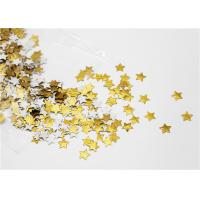 Wholesale Festival Decoration Star Gummed Shapes No Glue Easy To Stick And Move Off from china suppliers