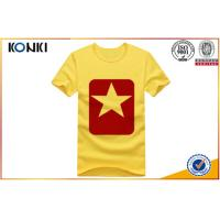 China Various Colors Customize Your Own Shirt , Simple Design O - Neck T Shirts on sale